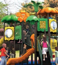 Benefits of Playgrounds for Children