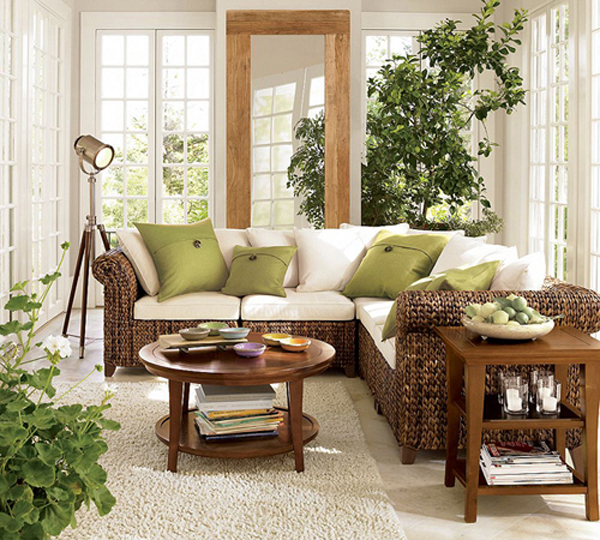 Choosing Various Eco Friendly Interiors for Your Home and Office