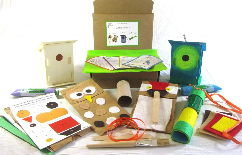 Green gifts for kids