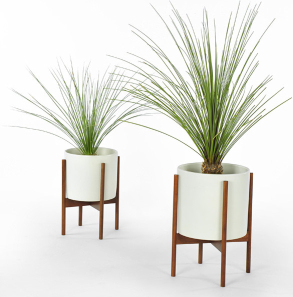 modern indoor pots and planters