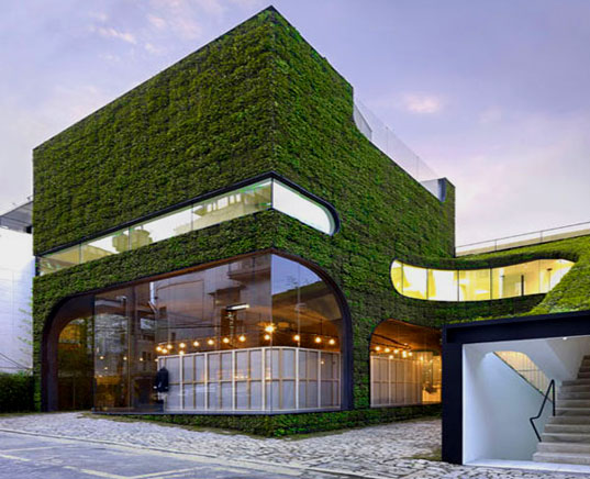 Green Eco Architecture Is a Good Solution for Global Warming