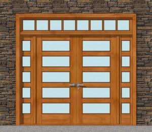 exterior door styles