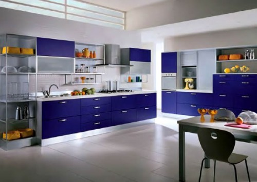 Design the Kitchen Interiors Yourself