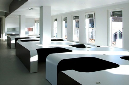 Design the Office Interiors