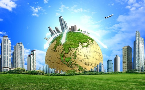 Go Green Products to environment