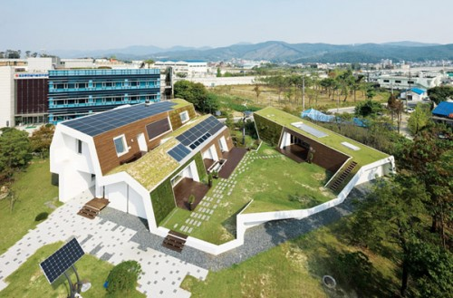 Go For The Sustainable Architectural Design In Planning Your New - Sustainable architecture design