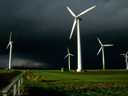 All About Wind Power Facts