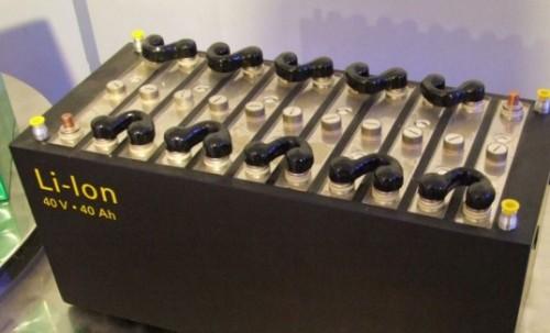lithium air battery