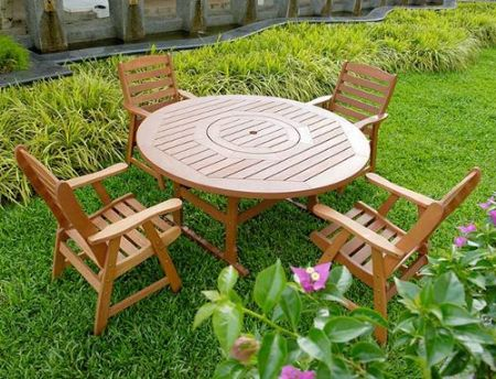 How to Choose the Best Eco-Friendly Garden Furniture