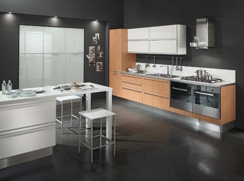 Luxurious Decorative kitchen cabinets