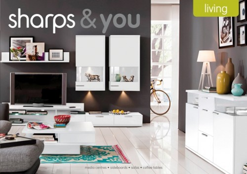 Sharps Launches New Range of Furniture for Living Rooms