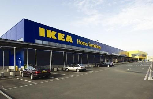 Swedish furniture retailer IKEA