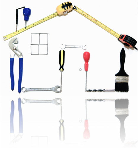 house DIY tools