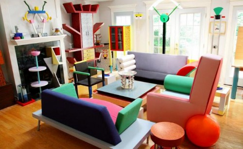 1980s Furniture influence of 1980s interior design styles on 21st century