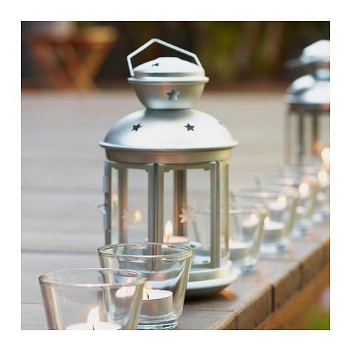 Ikea Rotera Lanterns