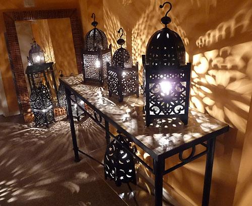 NotNeutral Pinhole Lanterns