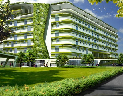 Investments In Green Building Projects Expected To Reach