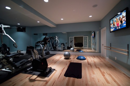 Building a Home Gym for Home Fitness Workout Programs