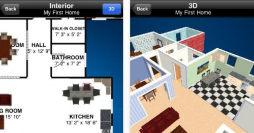 Interior Design Apps To Come Up With Creative Ideas For