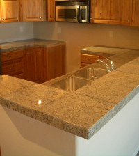 How to Tile a Countertop