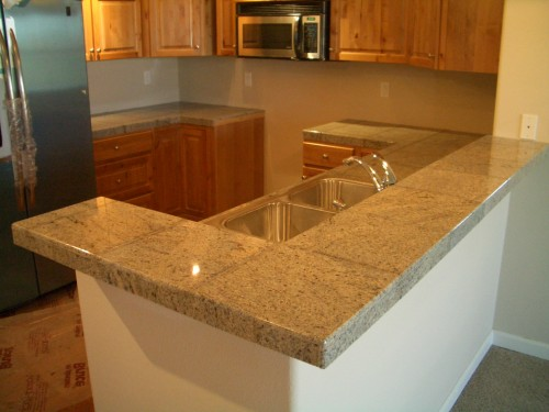 Learn How to Tile a Countertop with These Simple Steps
