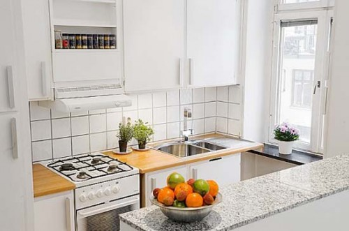 Small Functional Kitchens To Utilizes Kitchen Space Inhabit Blog