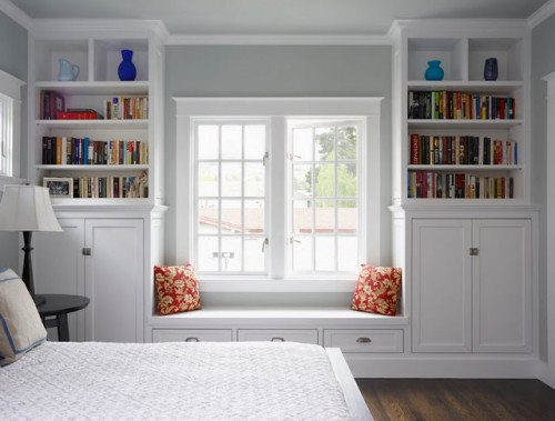 Modern Window Seat Design Ideas Inhabit Blog