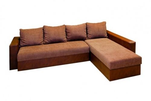 A Corner Sofa