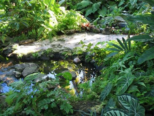 Garden Pond Showpiece