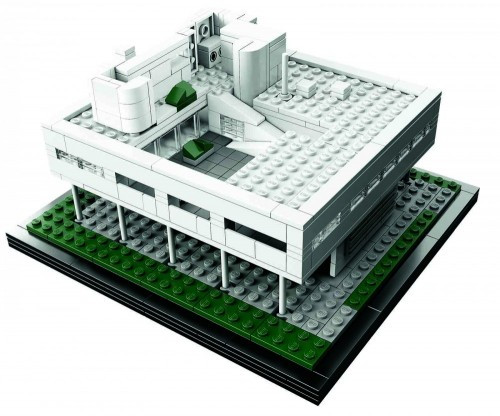Lego Architecture – Connecting the Past and the Present