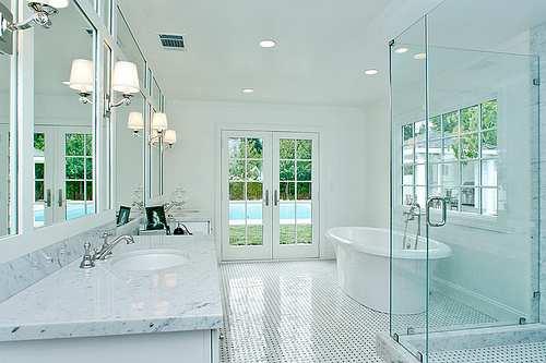 bathroom lighting designs