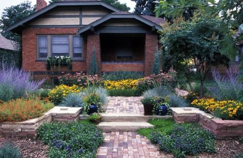 cascade garden design