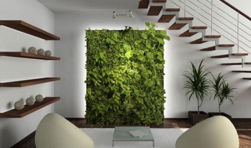 Follow Green Interior Trends Inhabit Blog