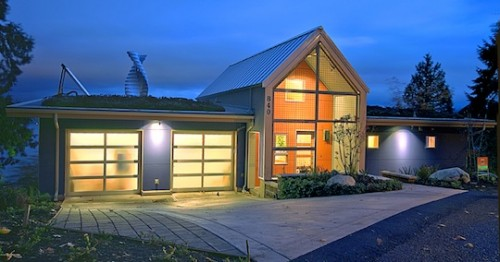 Zero Energy Buildings for a Greener Living