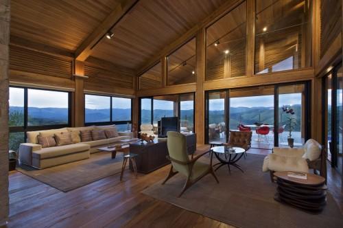 Modern Wood Interior Design Ideas