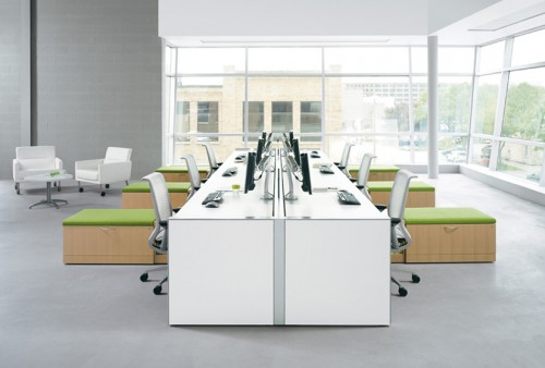 Sustainable Office Interior Design Ideas