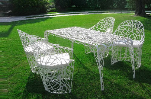 cosy garden chairs and outdoor sofas