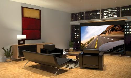Entertainment Room Interior Design Ideas
