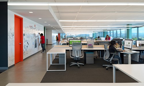 Ultra Modern Office Interior Design Of Different Companies | Inhabit Blog