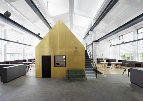 Halle A-Loft is a beautiful design studio