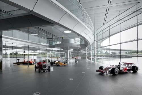 McLaren Headquarters