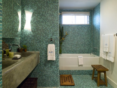 Tile Trends in Bathrooms
