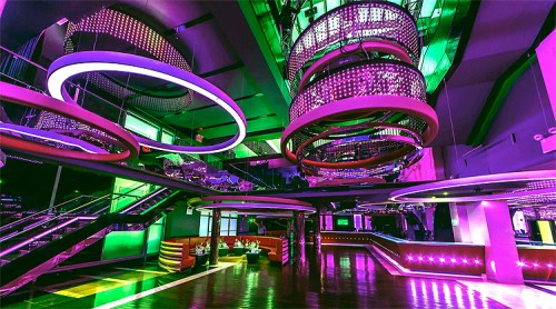 nightclub interior design ideas - Nightclub Design Ideas