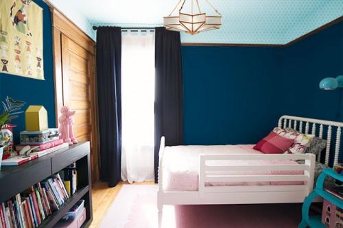 Aqua Ceiling Colors