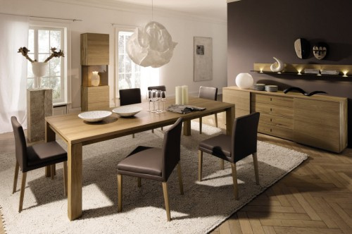 Stylish Dining Room Design Ideas