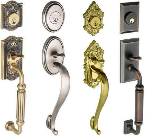 Different door knobs design ideas for modern homes for Different door designs