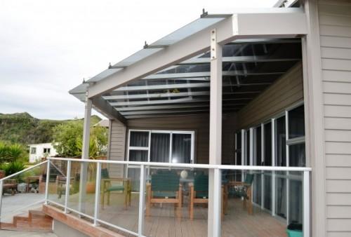 Overhead canopies