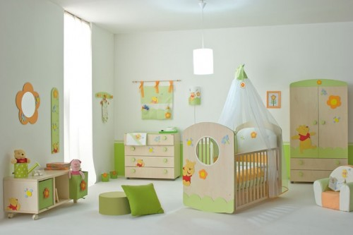 How to Decorate Baby Room