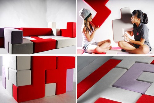 Interesting Multipurpose Furniture For Modern Spaces