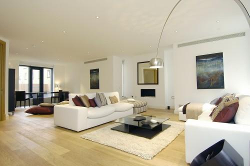 Romantic Style Interior Design Ideas